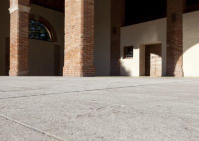 Outdoor-marble-floor