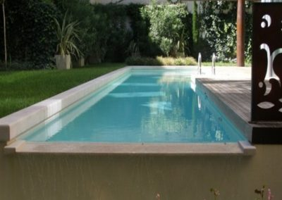 Private-natural-stone-marble-grolla-pool-outdoor