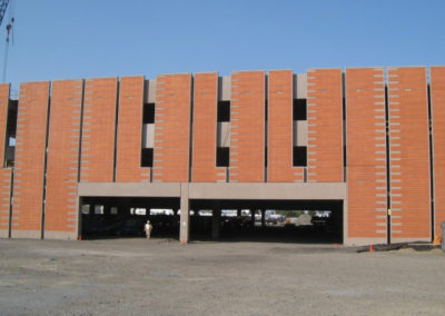 Logan Airport Conrac Garage Facility