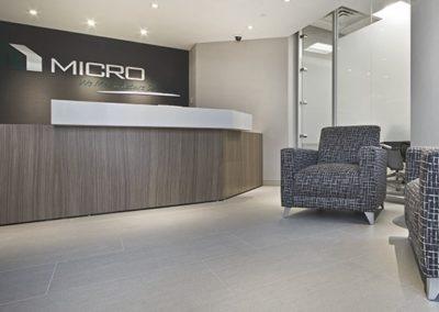 Micro Co. headquarter lobby-533x533