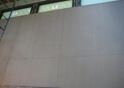 Rainscreen wall cladding Slimtech private villa (4)
