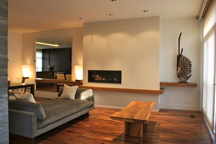 Slimtech on fireplaces