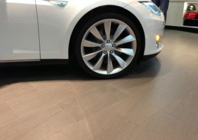 Tesla Motors showroom floor tiles (8)