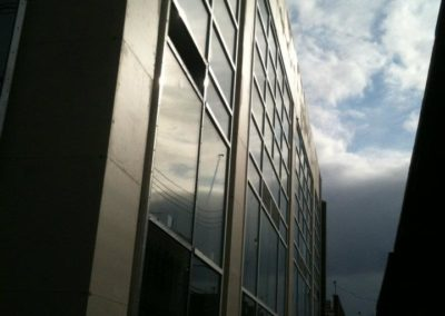 Wall cladding facade building Quetin road NY (7)