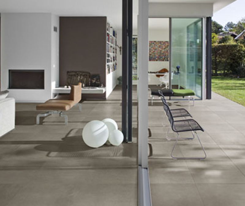gres porcelain stoneware inddor and outdoor solution