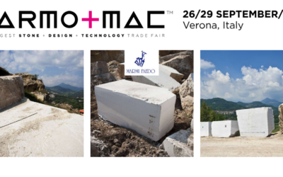 Gearing up for Marmomacc 2018