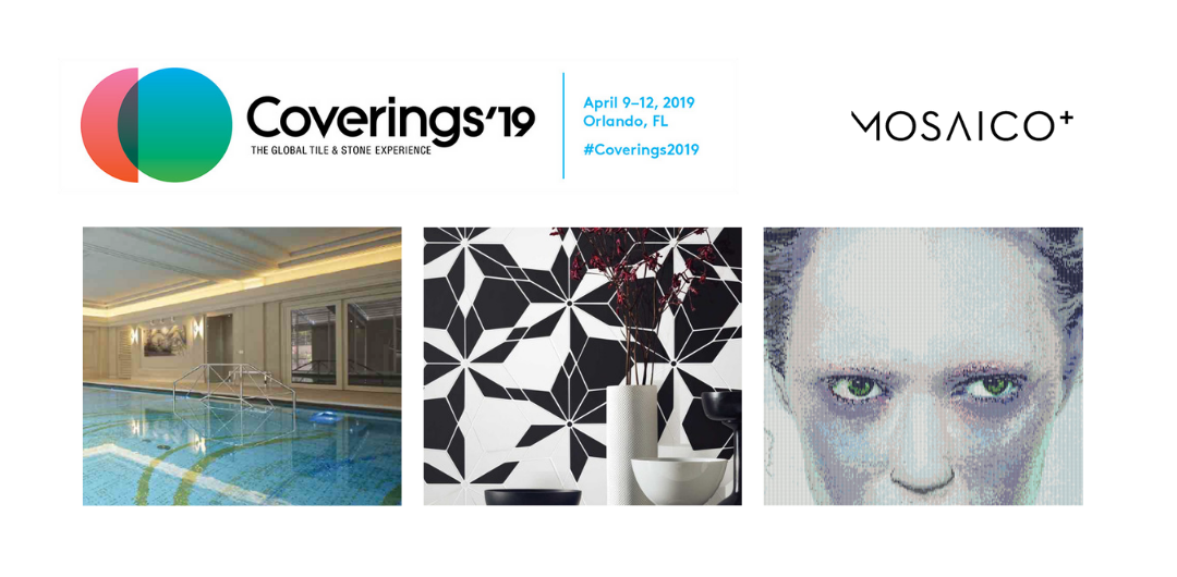 Getting Ready for Coverings 2019