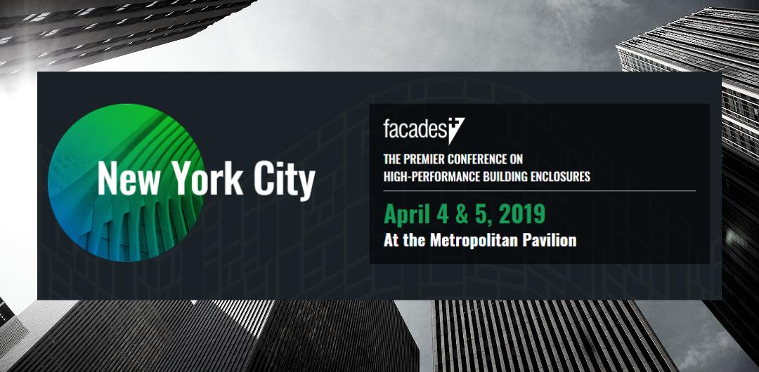 Facades NYC 2019