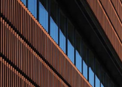 Alternative to Glass Facades for NYC: Terracotta