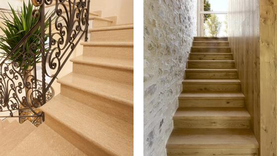 Custom Staircase Design in Architecture | Made In Italy