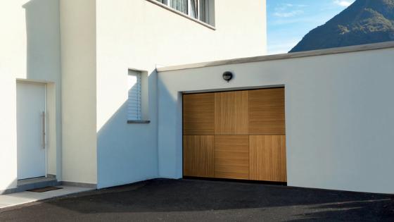 Elegant Custom Garage Doors Made In Italy