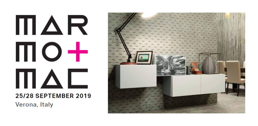 Gearing up for Marmomacc 2019