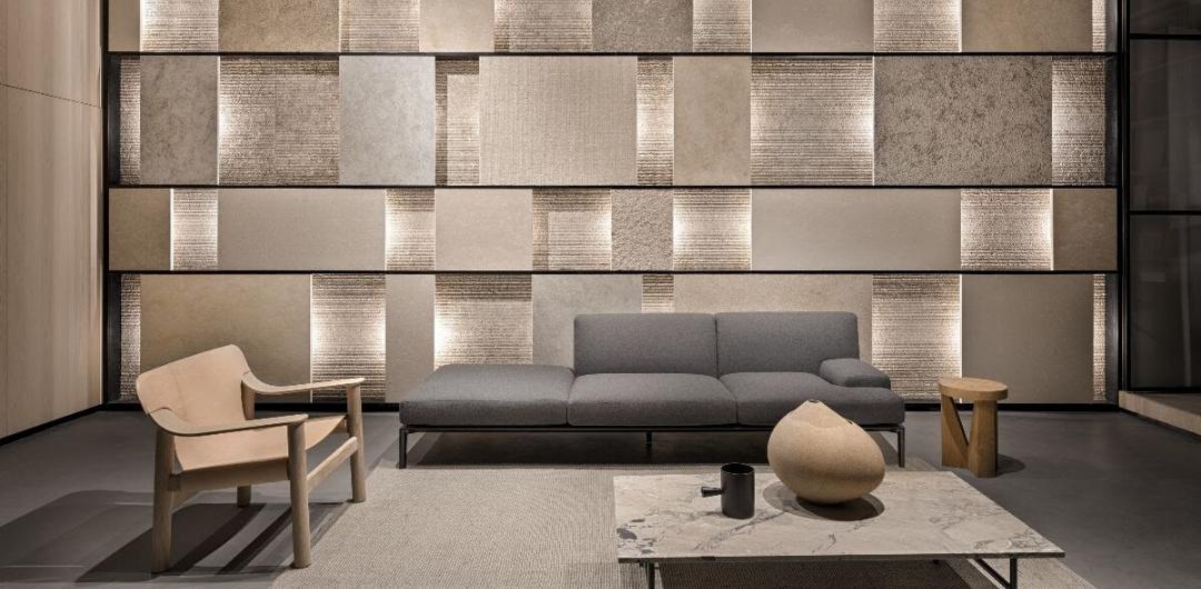 Rethinking Palladio: Grassi Pietre new show room