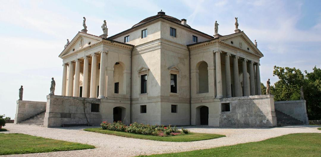 Jefferson meets Palladio: Conversation about New Worlds