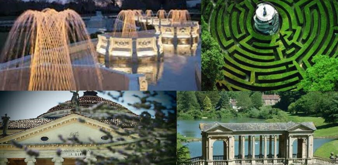 The garden issue: Palladian landscapes and Longwood Gardens