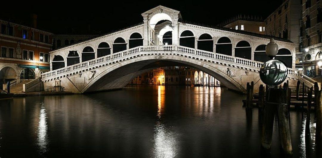 Palladio Noir: Legends stories and mysteries of Venice