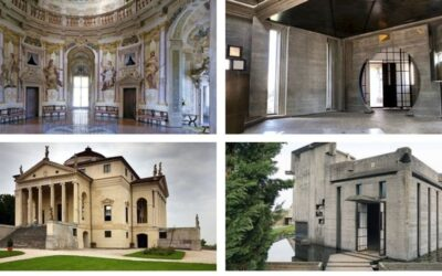 Andrea Palladio / Carlo Scarpa: A brief study about differences and similitudes