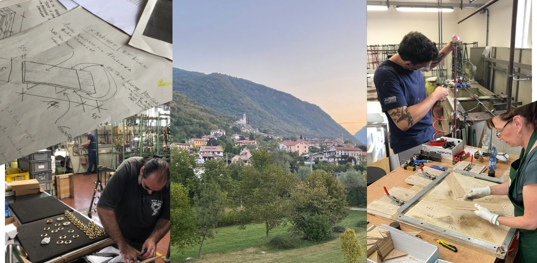 September in Italy: Supersalone and Factory Tours